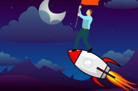 Entreprendre, des années à y penser et puis ... faire le grand saut !
