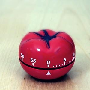 Le minuteur qui a donné son nom à la technique de productivité pomodoro